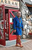 Filip Mikkelsen er også direktør ved det lulesamiske sentret Arran i Tysfjord.