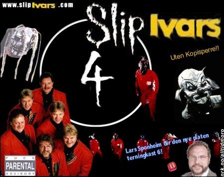 """Ole Ivars slår seg sammen med Slipknot og turnerer i sommer under navnet """"Slip Ivars"""". (Innsendt av Marius Markussen)"""