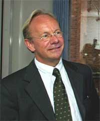 Leif Chr. Salomonsen overtar etter Kjell Inge Røkke. (Foto: Scanpix)