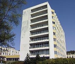 Ålesund sjukehus. Foto:NRK.
