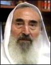 Sheikh Yassin, Hamas åndelige leder (Foto: RTV).