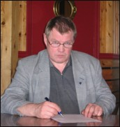 Kasper Mittet (Foto: Gunnar Sandvik)