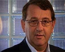 Finansminister Per-Kristian Foss. Foto: NRK