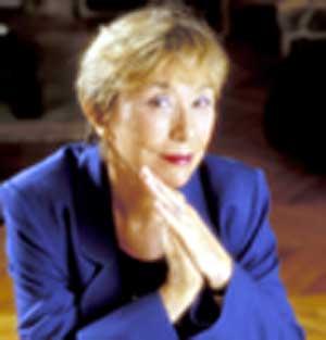 Prisvinner Julia Kristeva. Foto: Holbergprisen/J. FOLEY
