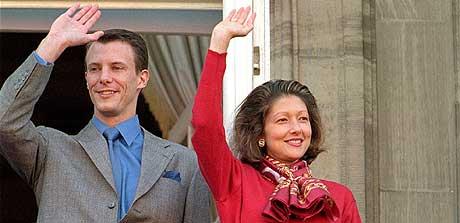KONGELIG SKILSMISSE: Ifølge Danmarks Radio skal prins Joachim og prinsesse Alexandra skille seg. (Arkivfoto: Scanpix)