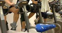 Ergometer sykkel er bra trening for vonde knær, for den gir liten belastning.