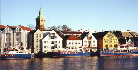 Stavanger havn. Foto: Per Jostein Haaland