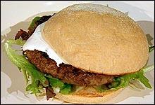 Norsk burger: Dette er kokke-Lises elgburger
