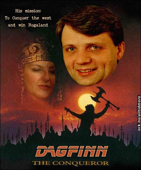 Historien om Dagfinns erobringer kommer snart på norske kinoer. (Innsendt av Pål Hilmar Sollie)
