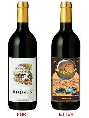 Ny vin på 1-2-3!