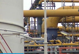 Nytt gassutlipp på Rafnes i formiddag.