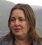 Evy Strøm (Foto: NRK)