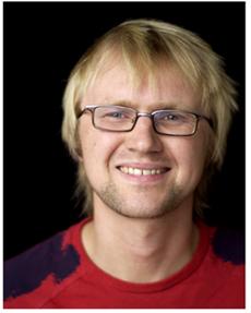Håkon Moslet, musikksjef i P3.