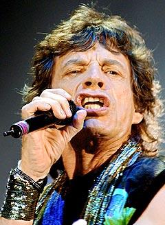 Mick Jagger og the Rolling Stones skal holde gratiskonsert i Rio. Foto: AFP PHOTO / JOERG KOCH.
