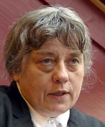 Evy Kvamsdal (Foto: NRK)