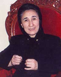 Rebiya Kadeer. Foto: Amnesty