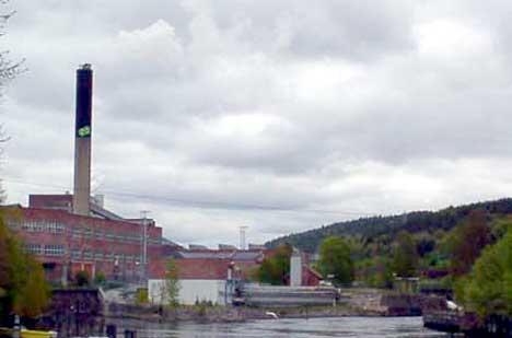 Analytikere tror Sør-Amerkia vil ta over papirproduksjonen i årene fremover. (Foto: Rainer Prang, NRK)