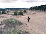 Denne ørkenen vil vi ha! Foto: NRK.