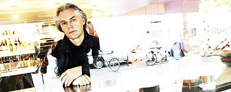 Jan Garbarek arbeider best i Heidal og vil nå utvide fritidsboligen sin.(Foto:Tor Richardsen/SCANPIX.)