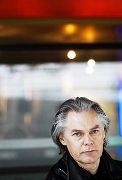 Jazzmusikeren Jan Garbarek er ute med sin første plate på seks år, «In Praise of Dreams». Samtidig ble han nylig tildelt Norsk kulturråds ærespris på 250.000 kroner. Foto: Tor Richardsen / SCANPIX.