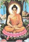 Buddha-maleri. Ill.: NRK