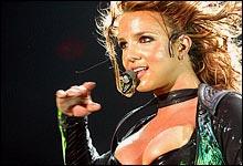 Britney Spears' parfyme inneheld stoffet DEP.