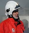 Brannsjef Dag Haraldsen i Jevnaker måtte tilkalle hjelp frå Gran, Lunner og Ringerike.
