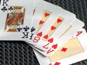 Kortspill er sunt for hjernen og kan forebygge Alzheimer. Foto: Puls
