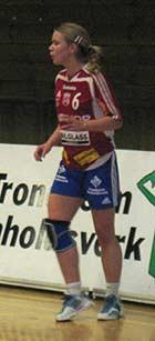 Ingrid Pedersen Nygård scoret 7 mål