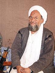 Ayman al-Zawahiri kunne ha levd et rolig liv som lege i hjemlandet Egypt, men valgte i stedet å bli terrorist. Foto: AFP PHOTO / Courtesy Ausaf Newspaper / SCANPIX