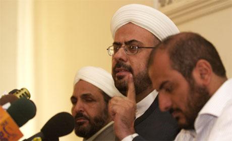 Mohammed Bashar al-Faidhi tror ikke det planlagte valget i januar vil ha noen legitimitet. (Foto: AP/Scanpix)