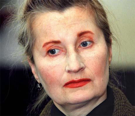 Elfriede Jelinek ble årets vinner av Nobels litteraturpris. Foto: AFP/Scanpix