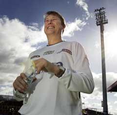 Åge Hareide kan ta Norges første borteseier mot Skottland. (Foto: Tor Richardsen / SCANPIX)