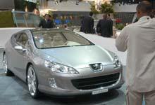Peugeot 407 (Foto: Scanpix)