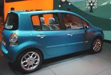 Renault Modus (Foto: Scanpix)