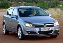 Opel Astra (Foto: Scanpix)