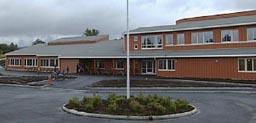 Spjelkavik barneskole har fem klassar for mykje. (Foto: NRK)