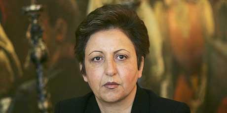 Shirin Ebadi (Foto: Scanpix)
