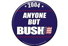 Kan bestilles: Folkelig engasjement tar valgkampen ut på internett. Denne buttonen kan kjøpes på www.whitehouse.org.