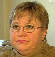 Leder av Telemark gassforum Anne Blaker.