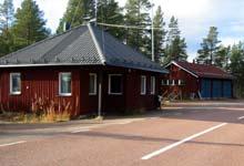 Tollere er på vakt bare få ganger i måneden ved mindre stasjoner. (Foto: Joar Elgåen/NRK)