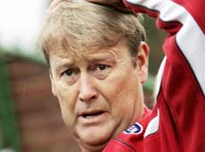 Åge Hareide lanserer i dag boka Fotball, fornuft og føleleser.