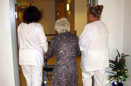 Eldreomsorgen svikter, mener eldre og pårørende i Drammen.