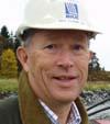 Erling Wærenskjold, dagleg leiar i BKK Varme. Foto: John Gunnar Skien, NRK