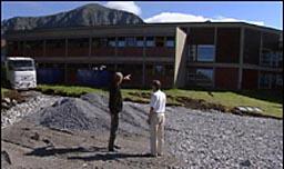 Hustad fengsel. Foto: Omar Sejnæs, NRK.