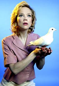Hør Ane Dahl Torp som Frøken Detektiv i Lørdagsbarnetimen fire lørdager framover. (Foto: Ole Kaland)