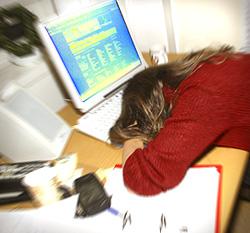 Utbrenthet er ingen medisinsk diagnose, mener svensk psykiater. (Foto: Scanpix)