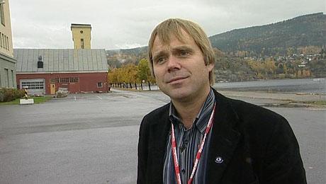 Gjermund Jamtveit skal få fart på Notodden. Han har kjøpt Norsk Hydros gamle industrianlegg.