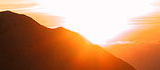Mangel på sollys fører til mangel på vitamin D. (Foto: NRK)
