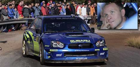 Petter solberg, Rally Katalonia 2004, Foto: swrt.com